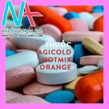 Agicold hotmix orange