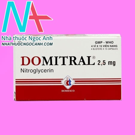 Domitral 2,5 mg