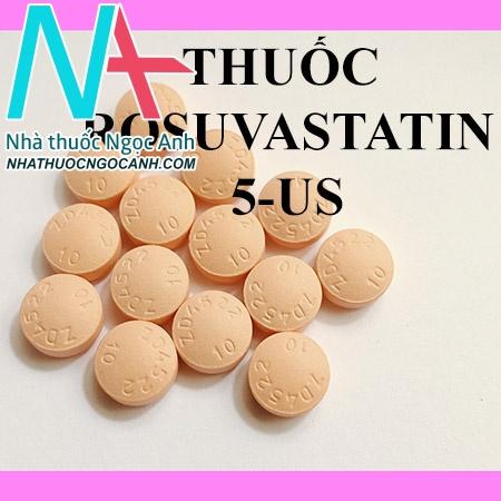 Rosuvastatin 5-USRosuvastatin 5-US