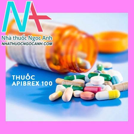Thuốc Apibrex 100