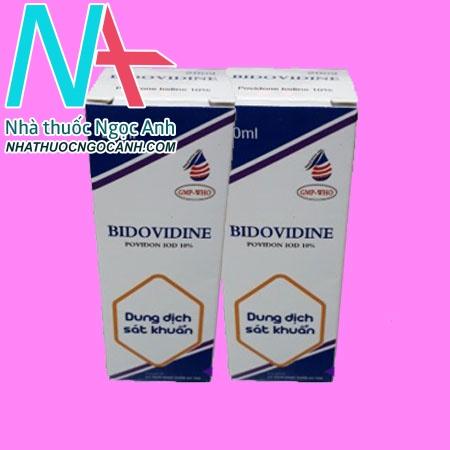 Thuốc Bidovidine