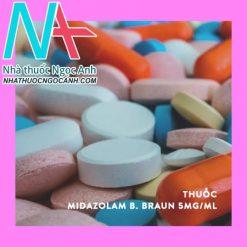 Midazolam B. Braun 5mg/ml