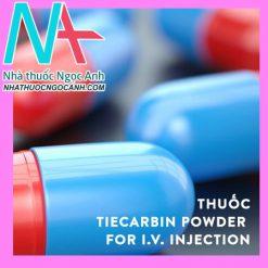 Tiecarbin Powder for I.V. Injection