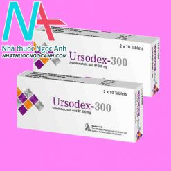 ursodex