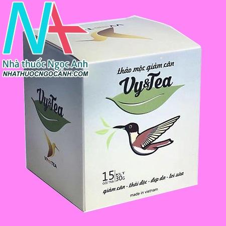 Hộp Trà giảm cân vy tea
