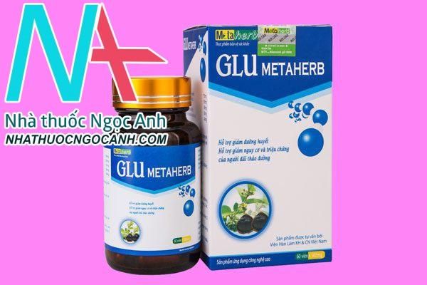 Viên tiểu đường GLU Metaherb