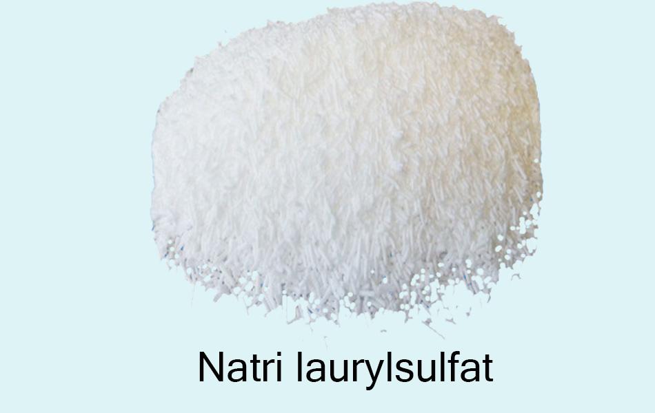Natri laurylsulfat