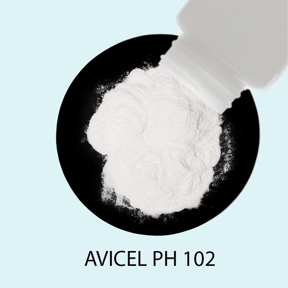Avicel thường làm tá dược độn, rã trong viên nén