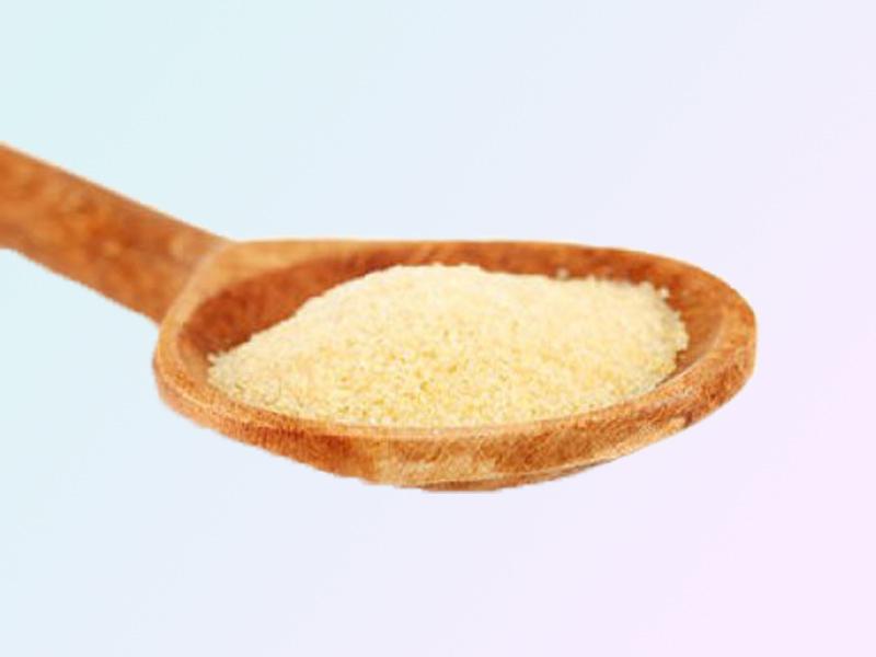 Gelatin được sử dụng trong nhiều lĩnh vực khác nhau