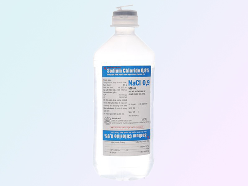 Dung dịch Natri chloride 0,9%
