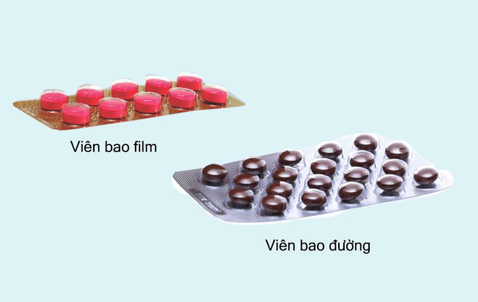 Sự khác biệt của bao đường và bao film