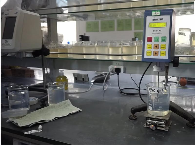 HPMC thường được ứng dụng nhiều trong sản xuất dược phẩm