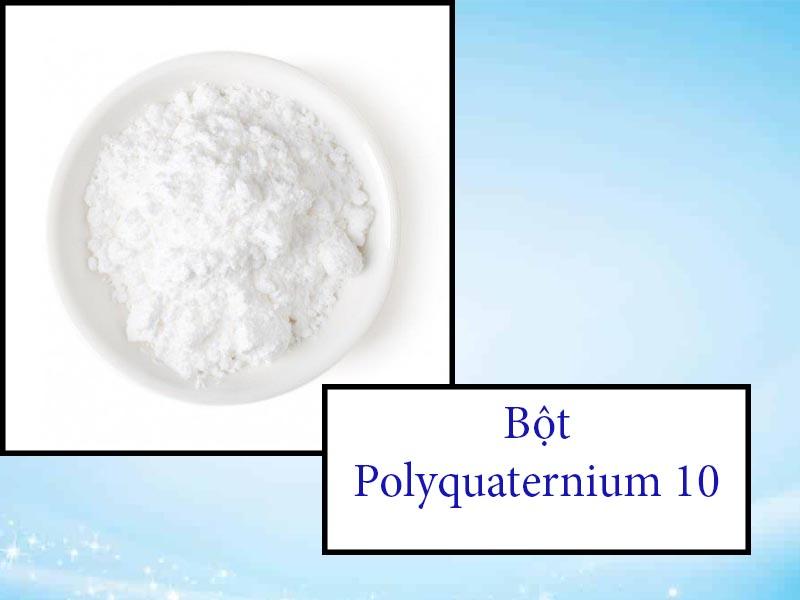 Bột Polyquaternium 10