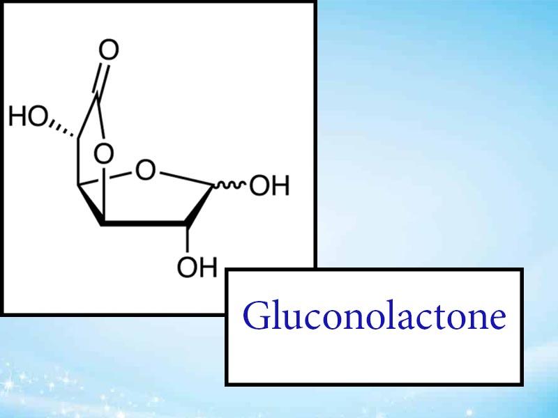 Công thức của Gluconolactone