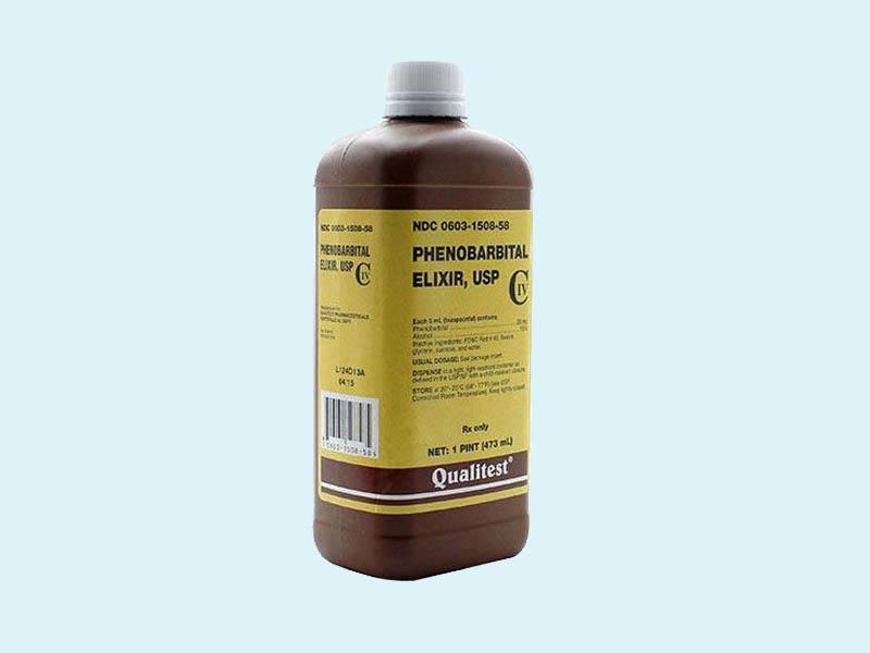 Elixir phenobarbital