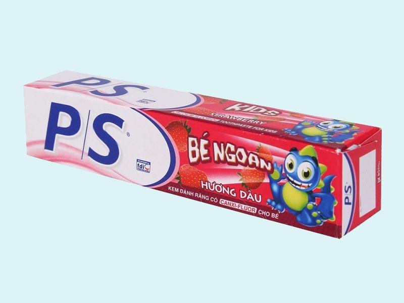Kem đánh răng dành cho trẻ em