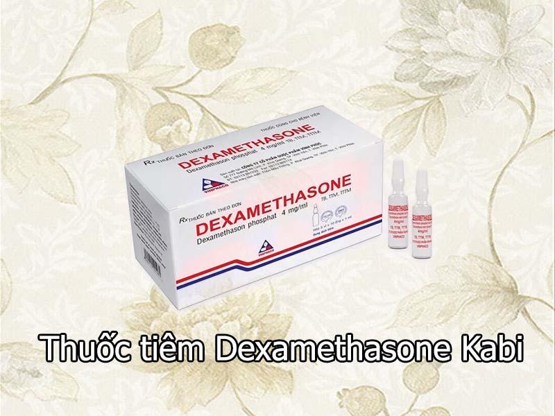 Thuốc tiêm Dexamethasone Kabi