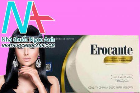 Viên uống Erocante có tốt không?