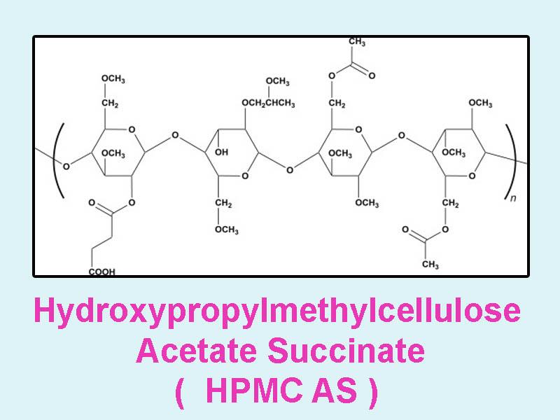 Polyme HPMC AS