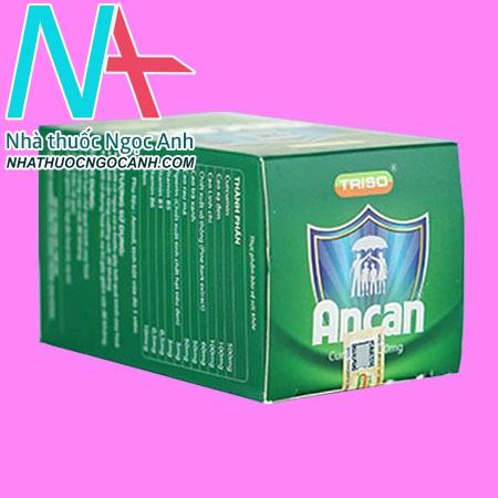 Liều dùng Ancan như thế nào để đạt hiệu quả cao nhất, tránh hiểu lầm rằngAncan lừa đảo