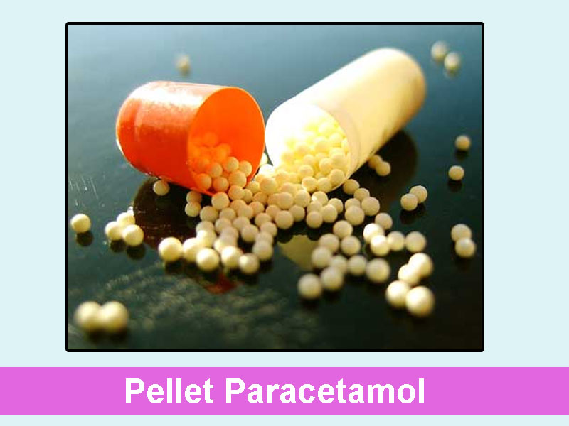Hình ảnh: Pellet Paracetamol