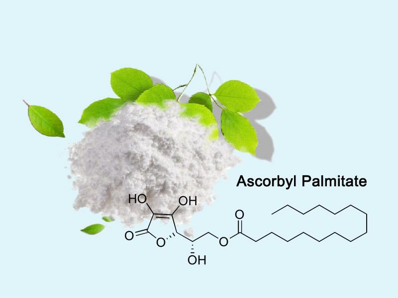 Cấu trúc phân tử của Ascorbyl Palmitate