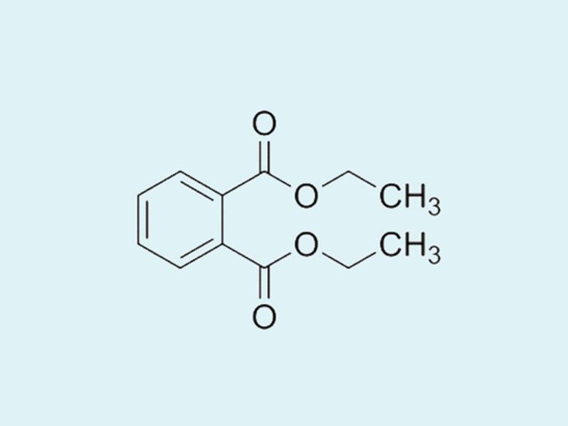Công thức diethyl phtalat
