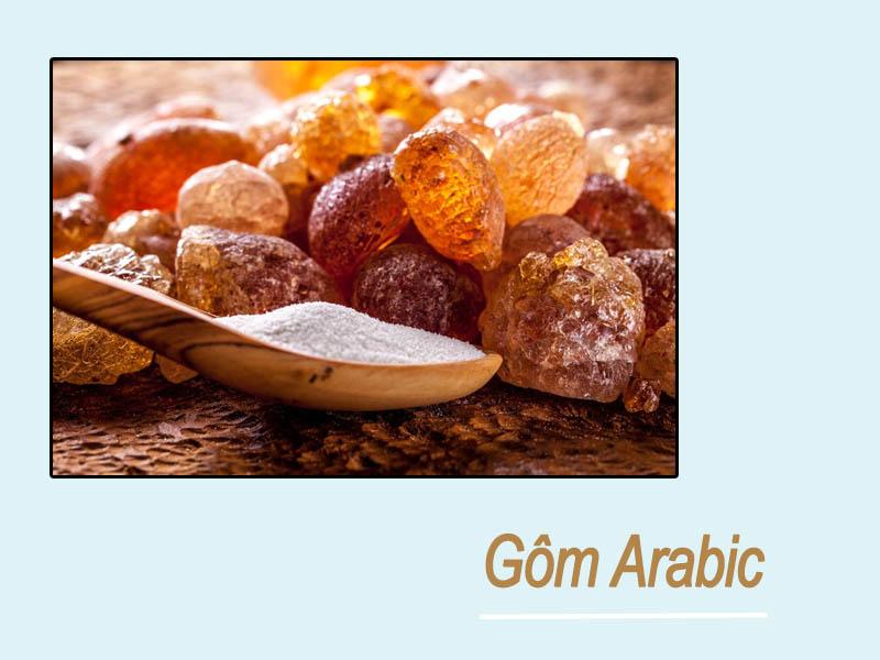 Gôm Arabic