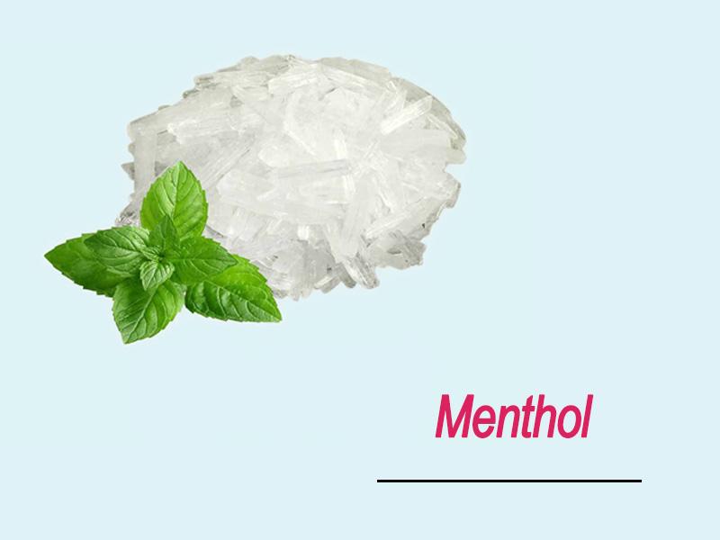 Tá dược Menthol