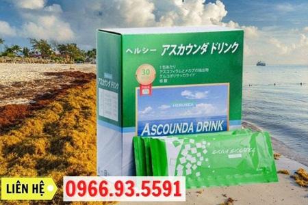 Đặt mua Fucoidan Ascounda Herusea tại FucoidanJP