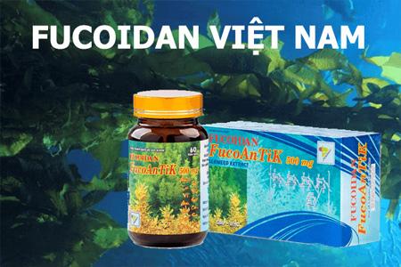 Mua Fucoidan ở TPHCM tại Fucoidan Việt Nam