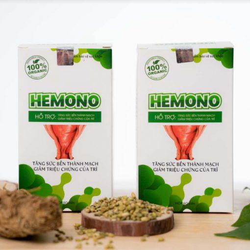 Viên uống Hemono do Vimexpharm và LA Pharma sản xuất và phân phối