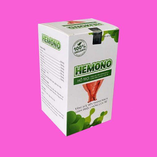 Cách nhận biết Viên uống Hemono chính hãng