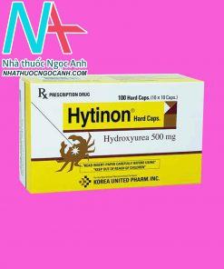 Hình ảnh hộp thuốc Hytinon