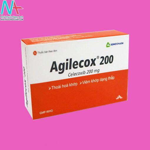 Cách dùng, liều dùng thuốc Agilecox