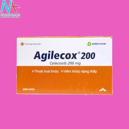 Thận trọng khi dùng thuốc Agilecox 200