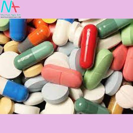 Tương tác thuốc với Coafarmin 2mg