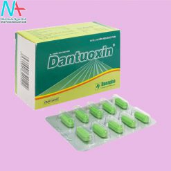 Thuốc Dantuoxin là thuốc gì?