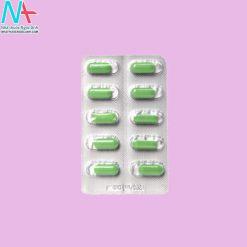 Vỉ thuốc Dantuoxin