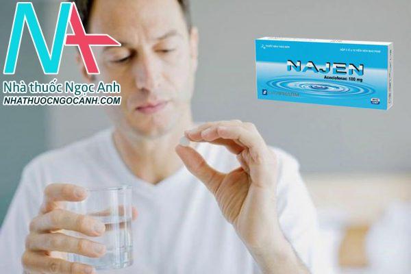 Hướng dẫn sử dụng thuốc NAJEN