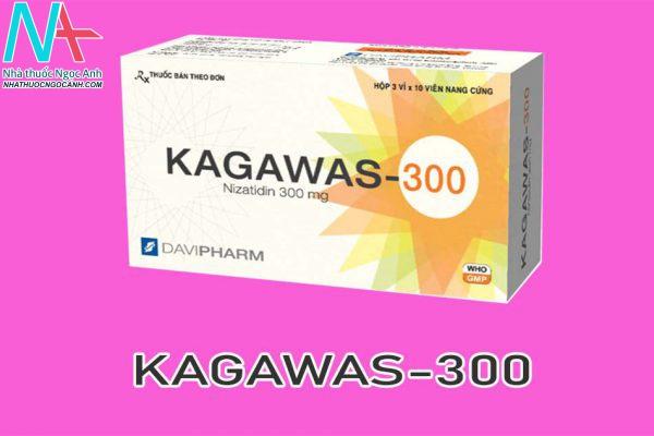 KAGAWAS-300 là thuốc gì?