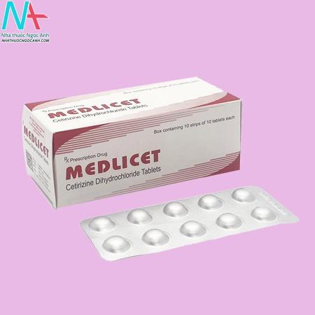 Thuốc Medlicet giá bao nhiêu