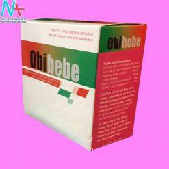 Hình ảnh thuốc Obibebe dạng hộp