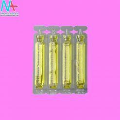 Hình ảnh thuốc Obibebe dạng ống