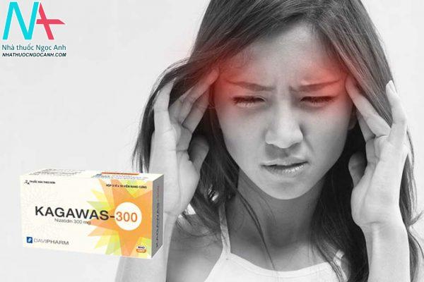 Tác dụng phụ của thuốc Kagawas-300