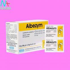 Hình ảnh dạng đóng gói của Aibezym
