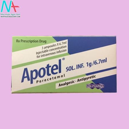 Hình ảnh thuốc Apotel
