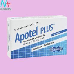 Hình ảnh thuốc Apotel Plus