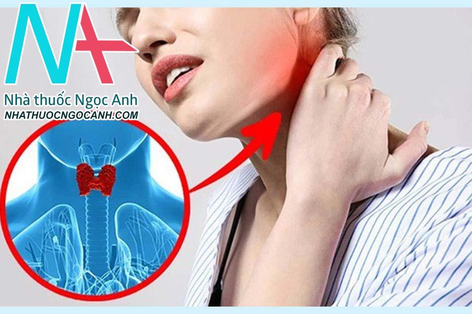 Các triệu chứng của bệnh ung thư tuyến giáp