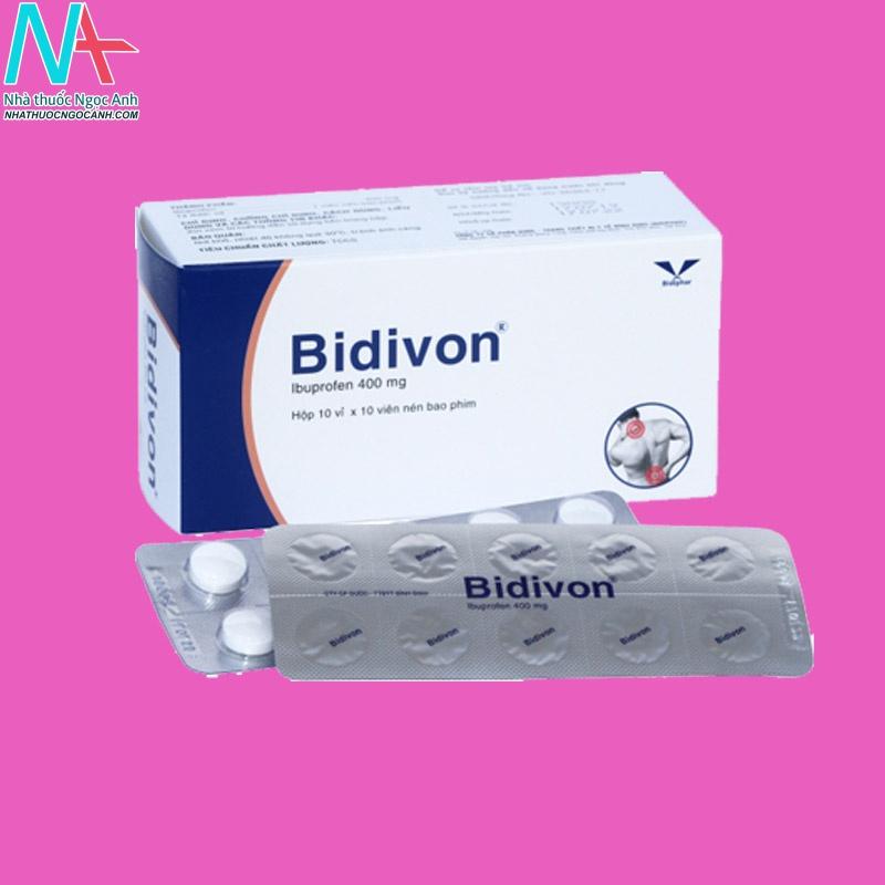 Bidivon giá bao nhiêu?